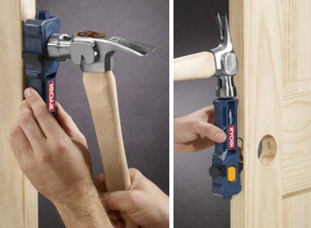 Drzwi z montażem