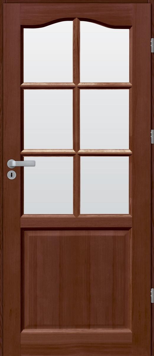 Drzwi sosnowe wewnętrzne DG XV