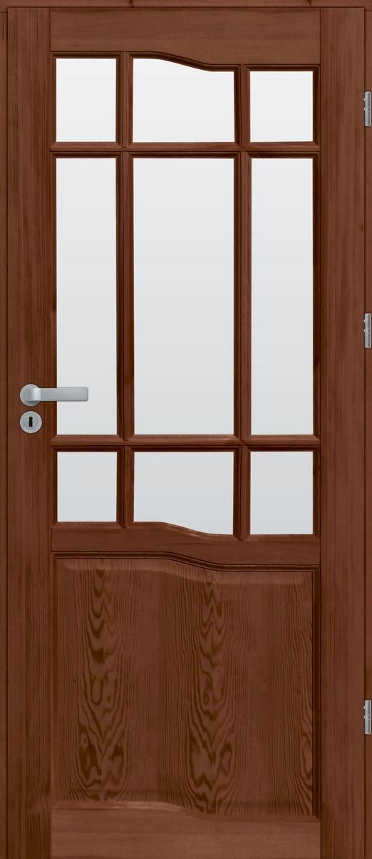 Drzwi sosnowe wewnętrzne WZ09 pokojowe