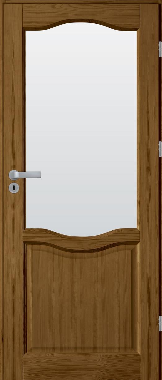 FIGO pokojowe drzwi sosnowe wewnętrzne
