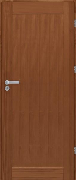drzwi sosnowe WZ 27 pełne