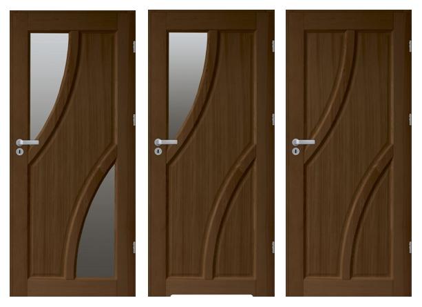 drzwi sosnowe wz-39