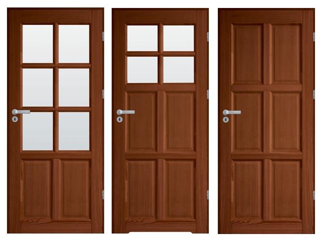 drzwi sosnowe WZ 40