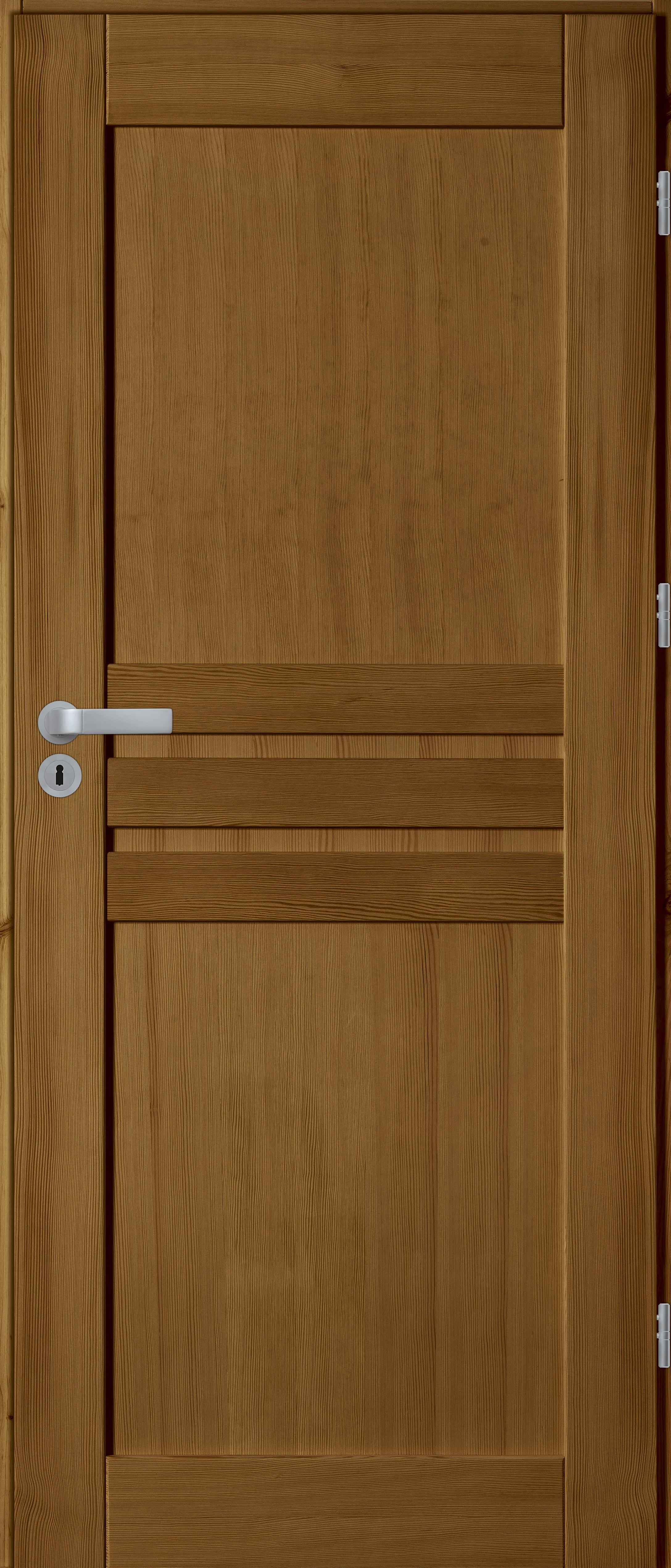 drzwi sosnowe WZ 14 pelne