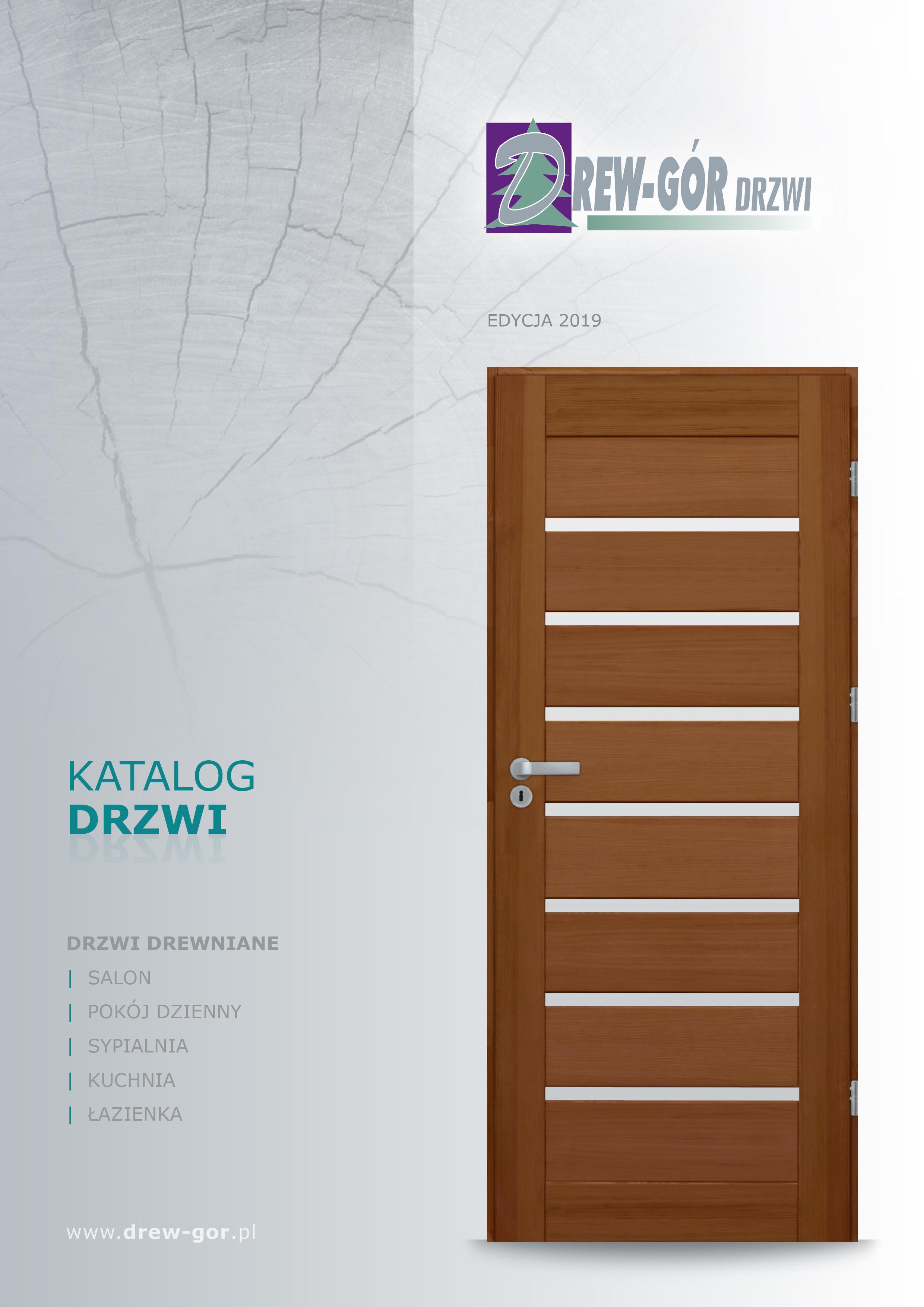 Drew-Gór Drzwi Katalog 2019r
