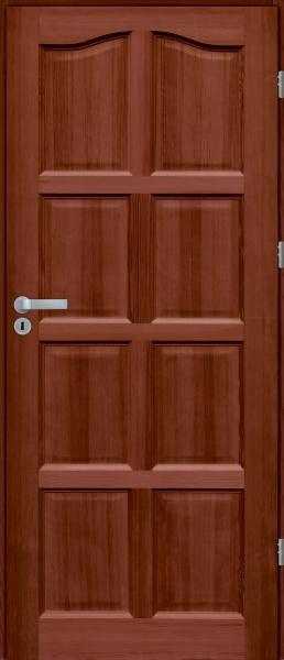 drzwi sosnowe pelne SL